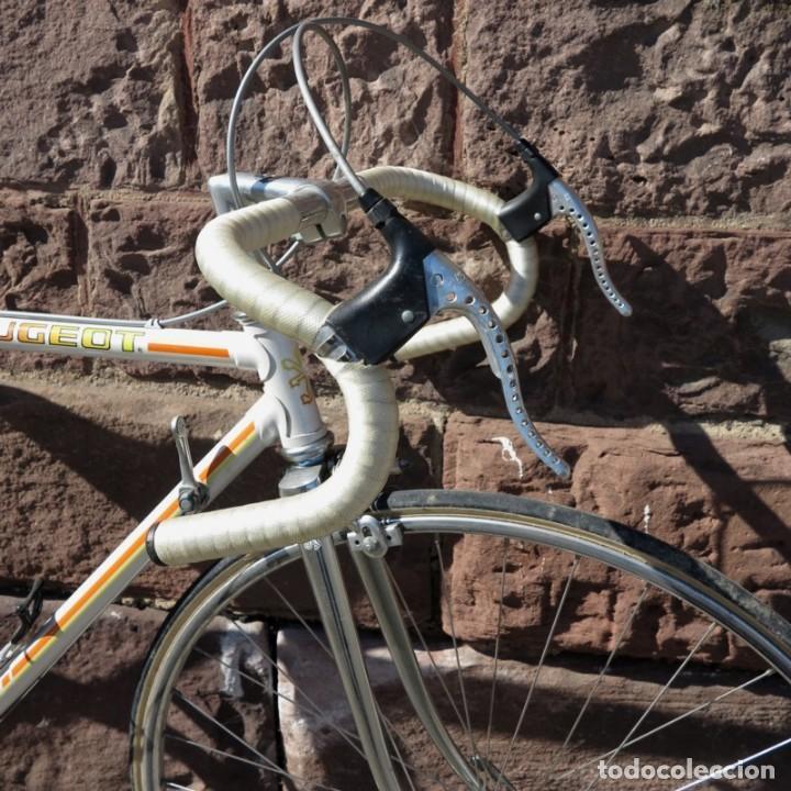 Vintage: Muy buen estado. Vintage Peugeot bicicleta de carretera. 1970 - 1980. (BRD) - Foto 25 - 136266078