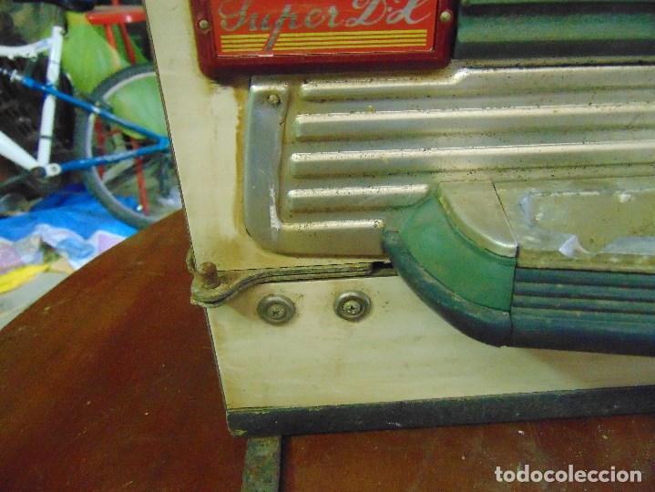 Vintage: MAQUINA RECREATIVA JAPONESA EN MADERA Y METAL TIPO PINBALL DE LA MARCA NISHIJIN SUPER DH - Foto 14 - 136584226