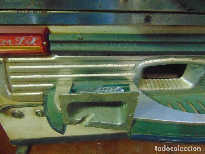 Vintage: MAQUINA RECREATIVA JAPONESA EN MADERA Y METAL TIPO PINBALL DE LA MARCA NISHIJIN SUPER DH - Foto 16 - 136584226