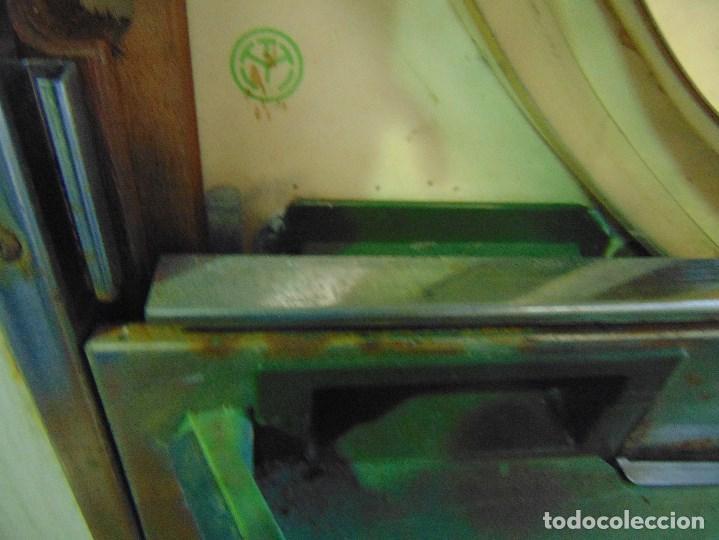 Vintage: MAQUINA RECREATIVA JAPONESA EN MADERA Y METAL TIPO PINBALL DE LA MARCA NISHIJIN SUPER DH - Foto 26 - 136584226