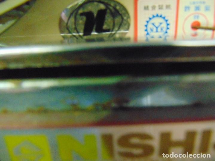 Vintage: MAQUINA RECREATIVA JAPONESA EN MADERA Y METAL TIPO PINBALL DE LA MARCA NISHIJIN SUPER DH - Foto 28 - 136584226