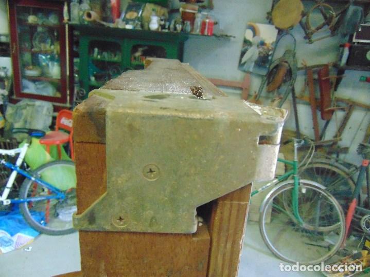 Vintage: MAQUINA RECREATIVA JAPONESA EN MADERA Y METAL TIPO PINBALL DE LA MARCA NISHIJIN SUPER DH - Foto 35 - 136584226