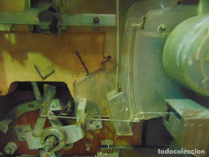 Vintage: MAQUINA RECREATIVA JAPONESA EN MADERA Y METAL TIPO PINBALL DE LA MARCA NISHIJIN SUPER DH - Foto 53 - 136584226