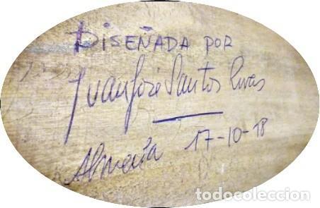 Vintage: PERCHA CON PISTOLA DISEÑADA POR JJSANTOS - Foto 4 - 136604722