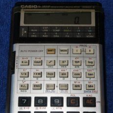 Vintage: CASIO FX-3800P ¡FUNCIONANDO!. Lote 137825282