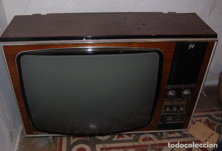 TELEVISION TELEVISOR KL 2010 60 CM DIAMETRO (Vintage - Varios)