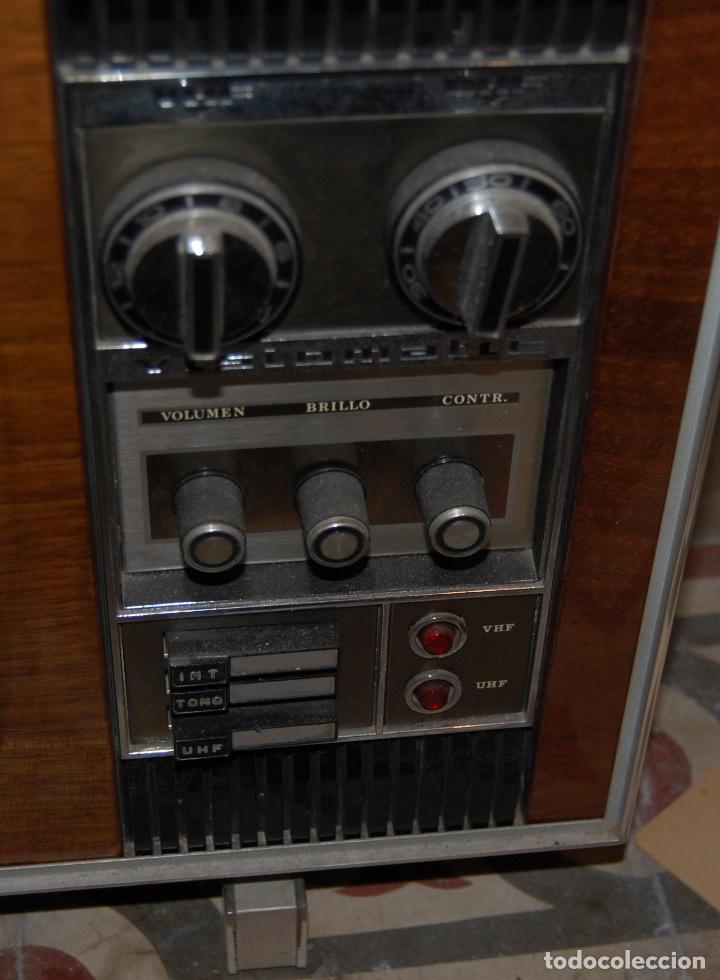 Vintage: TELEVISION TELEVISOR KL 2010 60 CM DIAMETRO - Foto 2 - 138654714
