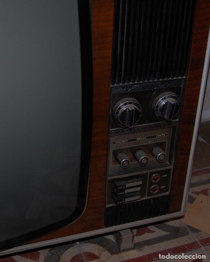 Vintage: TELEVISION TELEVISOR KL 2010 60 CM DIAMETRO - Foto 3 - 138654714