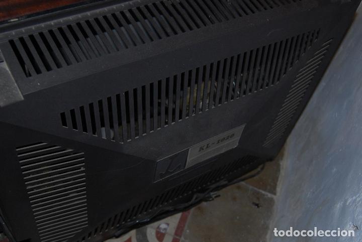 Vintage: TELEVISION TELEVISOR KL 2010 60 CM DIAMETRO - Foto 4 - 138654714