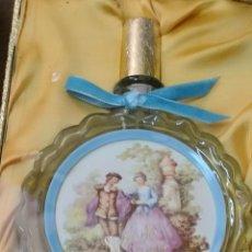 Vintage: ESTUCHE VINTAGE PERFUME Y JABON VERA SOIR DE PRINTEMPS EN CAJA DE PRESENTACION. Lote 211664404
