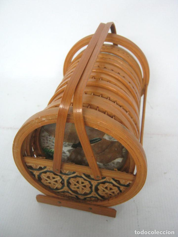 JUEGO SET POSAVASOS (Vintage - Decoración - Varios)