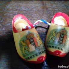 Vintage: ZUECOS EN MINIATURA. Lote 139588222