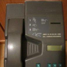 Vintage: TELEFONO VENDING FUNCIONA CON MONEDAS DE EURO ORION . Lote 150182082