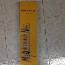 Vintage: PORTA CD - 50 . Lote 140463590