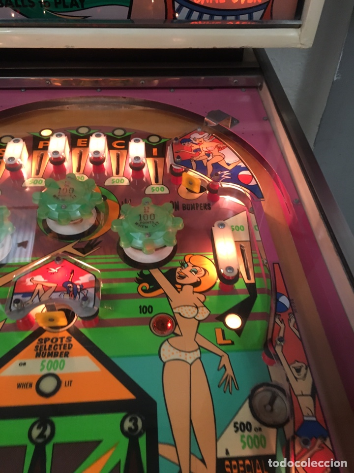 Vintage: Pinball Gulfstream electromecánica,Williams,flipper,gottieb,inder,Bally, - Foto 7 - 140559792