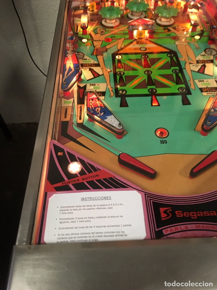 Vintage: Pinball Gulfstream electromecánica,Williams,flipper,gottieb,inder,Bally, - Foto 9 - 140559792