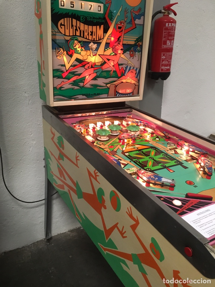 Vintage: Pinball Gulfstream electromecánica,Williams,flipper,gottieb,inder,Bally, - Foto 24 - 140559792