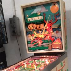 Vintage: PINBALL GULFSTREAM ELECTROMECÁNICA,WILLIAMS,FLIPPER,GOTTIEB,INDER,BALLY,. Lote 140559792