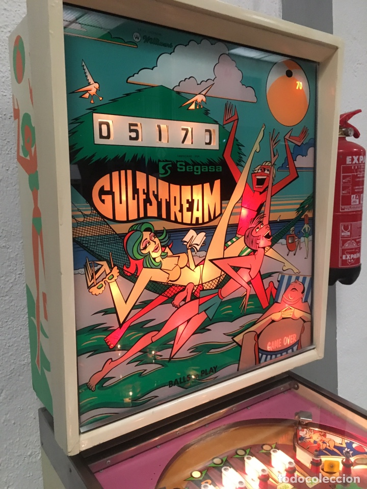 Vintage: Pinball Gulfstream electromecánica,Williams,flipper,gottieb,inder,Bally, - Foto 25 - 140559792