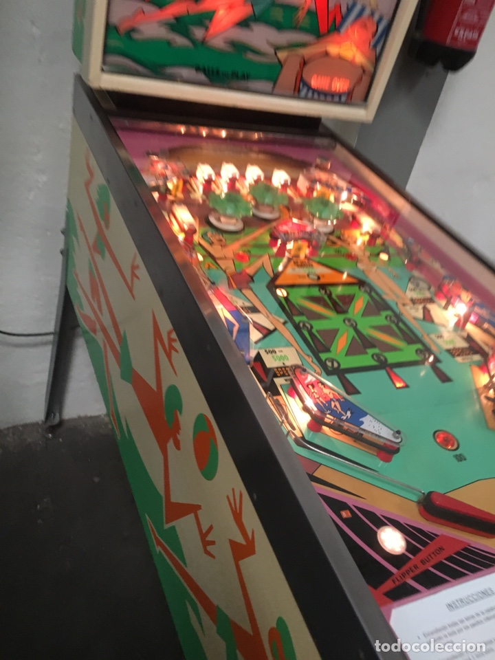 Vintage: Pinball Gulfstream electromecánica,Williams,flipper,gottieb,inder,Bally, - Foto 26 - 140559792