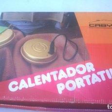 Vintage: CALENTADOR CASYMEN 850W 220V. Lote 140806878