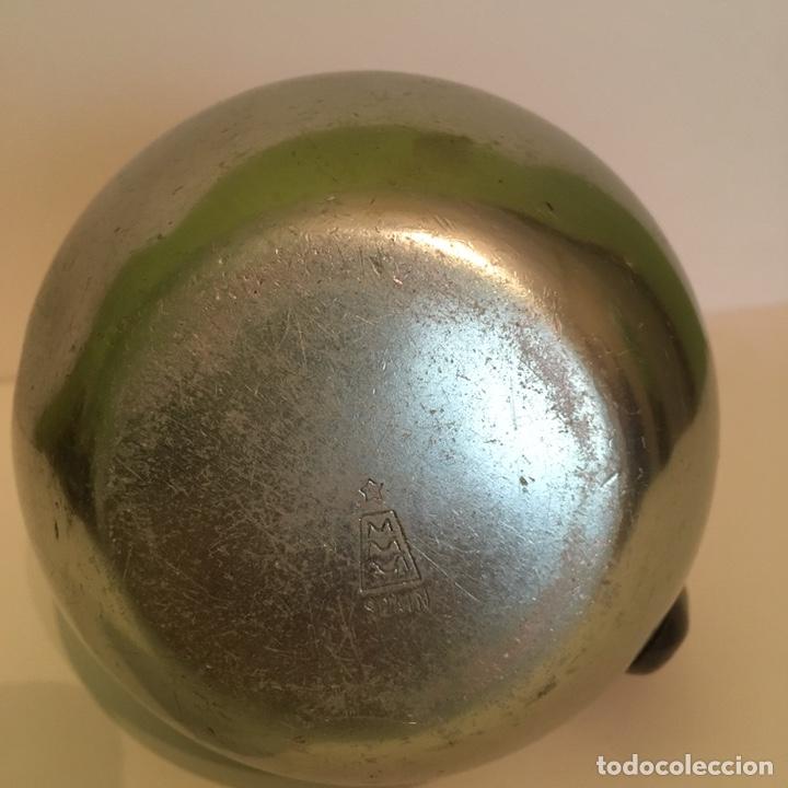 Vintage: Jarra aluminio anonizada MMM Años 60 - Foto 3 - 140867413