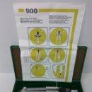 Vintage: JUEGO COMPAS KIN REGULABLE CON ACCESORIOS.. Lote 141341908