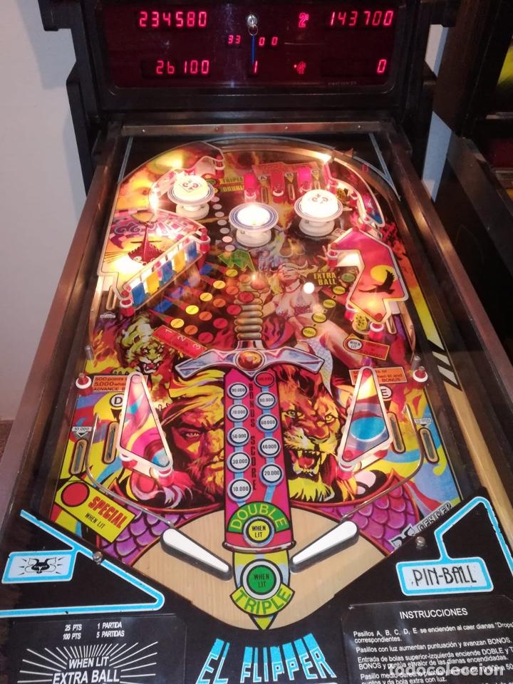 Vintage: Pinball Odín de Peyper, flipper,recreativa,pimball,Bally,inder,Williams,gottieb,billar,futbolin - Foto 3 - 141746802