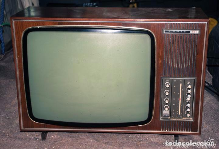 TELEVISION LAVIS (Vintage - Varios)