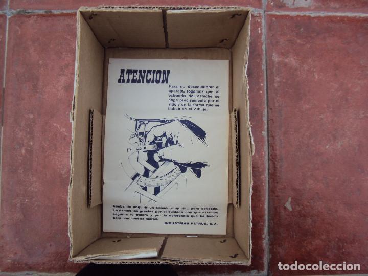 Vintage: PESA PAQUETES ANTIGUO PETRUS 122 - Foto 4 - 142236202