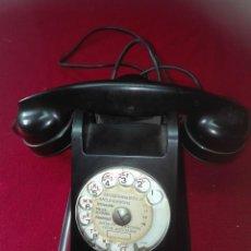 Vintage: TELEFONO DE LA POLICIA. Lote 142246142