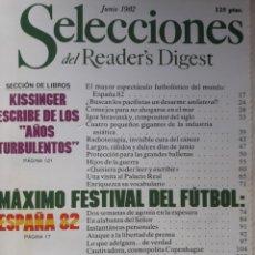 Vintage: SELECCIONES DEL READERS DIGESTH. Lote 142286404