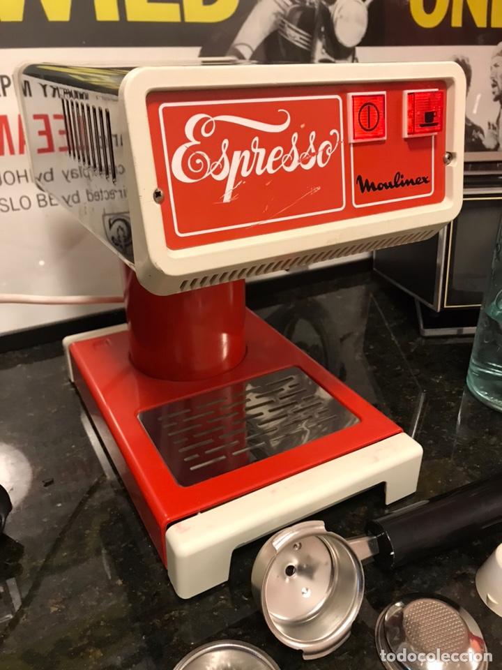 CAFETERA MOULINEX ESPRESSO AÑOS 70S (Vintage - Varios)