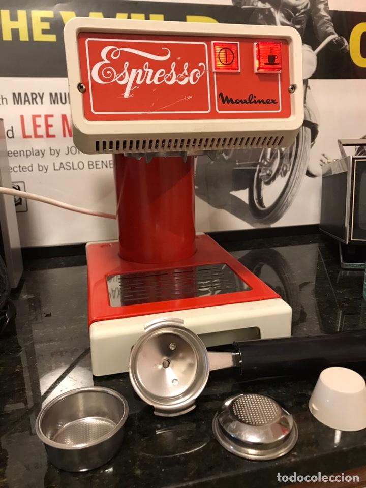 Vintage: Cafetera Moulinex espresso años 70s - Foto 2 - 142506334