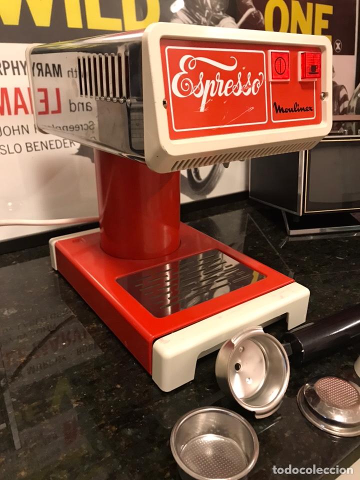 Vintage: Cafetera Moulinex espresso años 70s - Foto 4 - 142506334