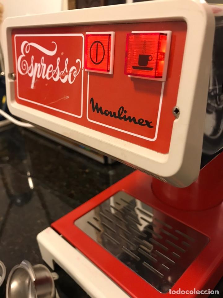 Vintage: Cafetera Moulinex espresso años 70s - Foto 7 - 142506334