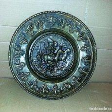 Vintage: PLATO DECORATIVO DE COBRE DE 29 CMS.. Lote 142625626