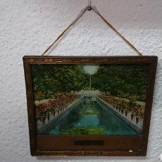 Vintage: CUADRO EXPOSICIÓN UNIVERSAL 1929. Lote 142890348