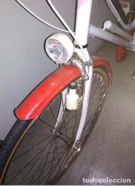 Vintage: BONITA BICICLETA ANTIGUA ORBEA EN BUEN ESTADO FUNCIONANDO, CON CAMBIO LUZ BOMBA ETC. - Foto 3 - 143379970
