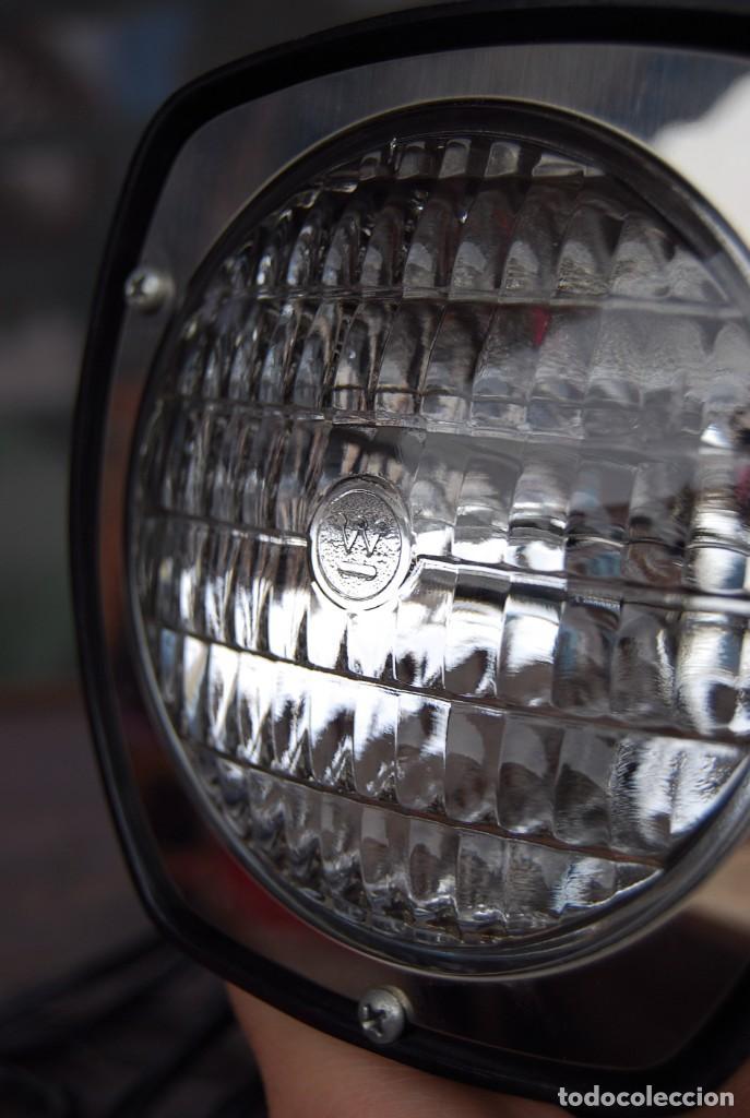Vintage: VINTAGE LAMPARA FOCO CINE SUPER 8 MOVIE LIGHT ATLAS WARNER CORPORATION 650 WATT MADE IN U.S.A. - Foto 8 - 144204994