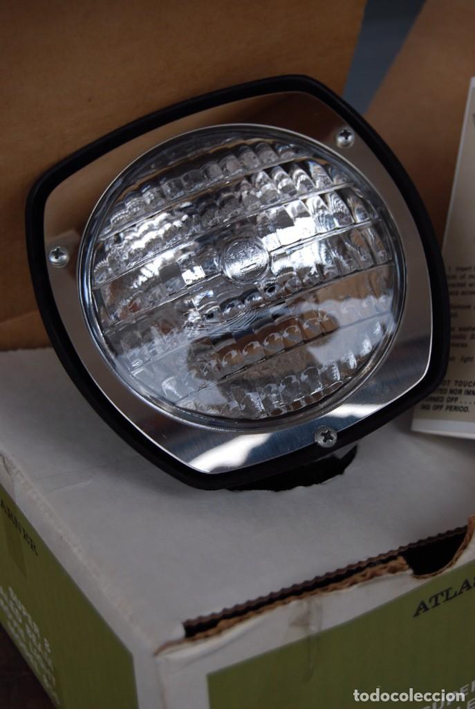Vintage: VINTAGE LAMPARA FOCO CINE SUPER 8 MOVIE LIGHT ATLAS WARNER CORPORATION 650 WATT MADE IN U.S.A. - Foto 10 - 144204994