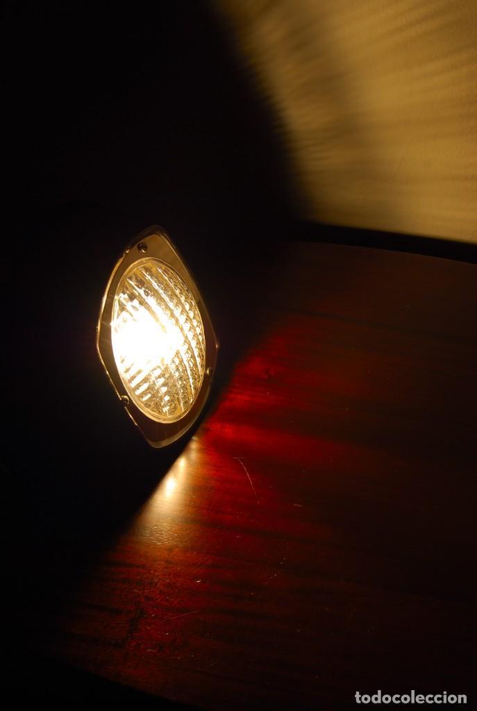 Vintage: VINTAGE LAMPARA FOCO CINE SUPER 8 MOVIE LIGHT ATLAS WARNER CORPORATION 650 WATT MADE IN U.S.A. - Foto 18 - 144204994