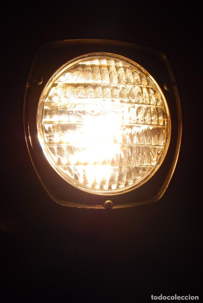 Vintage: VINTAGE LAMPARA FOCO CINE SUPER 8 MOVIE LIGHT ATLAS WARNER CORPORATION 650 WATT MADE IN U.S.A. - Foto 19 - 144204994