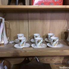Vintage: JUEGO DE CAFE. Lote 144243236