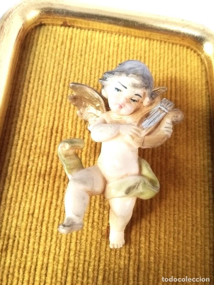 Vintage: Cuadritos de ángeles - Foto 3 - 144309006