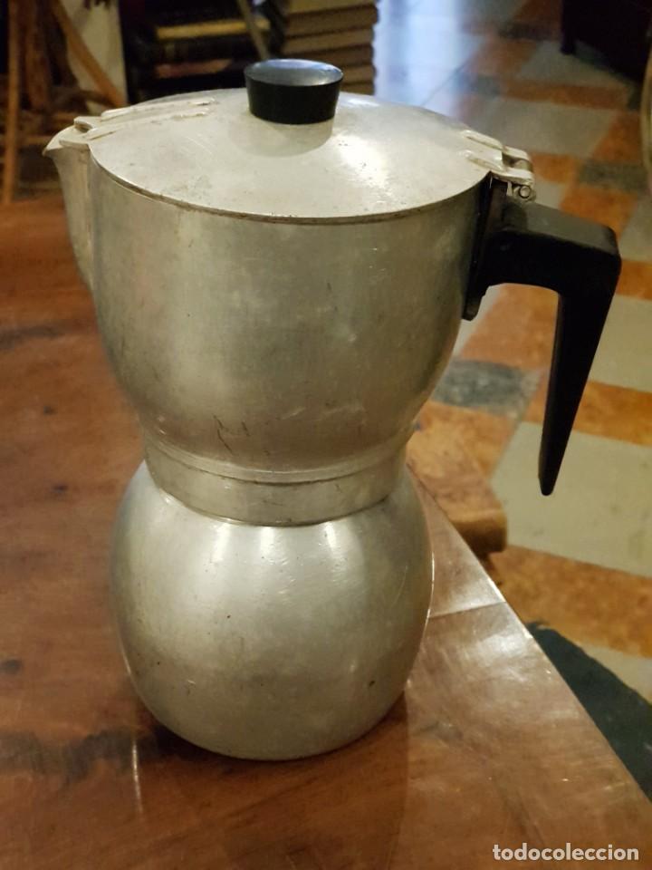 CAFETERA VINTAGE GRANDE - MARCA LUXA EXPRESS ITALY - AÑOS 60 (Vintage - Varios)