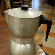 Vintage: CAFETERA VINTAGE GRANDE - MARCA LUXA EXPRESS ITALY - AÑOS 60. Lote 145181686