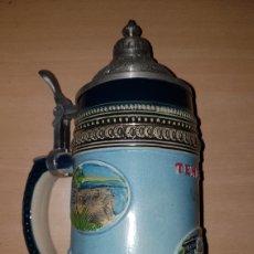 Vintage: JARRA CERVEZA TENERIFE. Lote 147233988