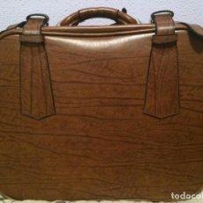 Vintage: MALETA VINTAGE CON LLAVE. Lote 147316434