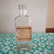 Vintage: BOTELLA FARMACIA. Lote 147841350